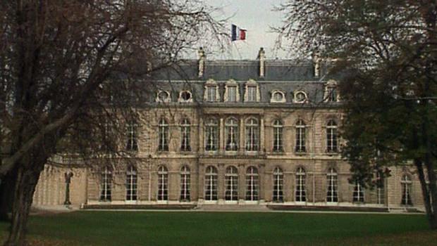 Le palais de l'Elysée (image d'archive)
