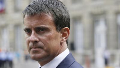 Manuel Valls, le 19/8/14
