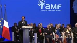 Mariage gay : Hollande surprend tout le monde