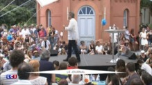 """Mélenchon : """"Si Hollande ou Valls gagnent la primaire, jamais nous ne ferons campagne pour eux"""""""
