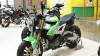 Photo 1 : News moto 2009 : Benelli 756 Due