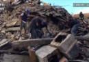 Séisme en Italie : tout un quartier détruit à Amatrice, l'une des villes les plus touchées