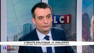 """Attentats du 13 novembre, Philippot répond à Marion Maréchal-Le Pen : """"On ne peut pas en être certain"""""""