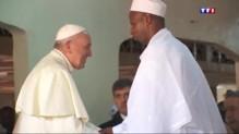 Centrafrique : le pape François termine sa tournée à la mosquée de Bangui
