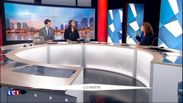 Chantal Jouanno, sénatrice UDI de Paris fait sa revue de presse politique