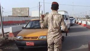 Irak : sécurité à Bagdad avant le sommet arabe, 28/3/12