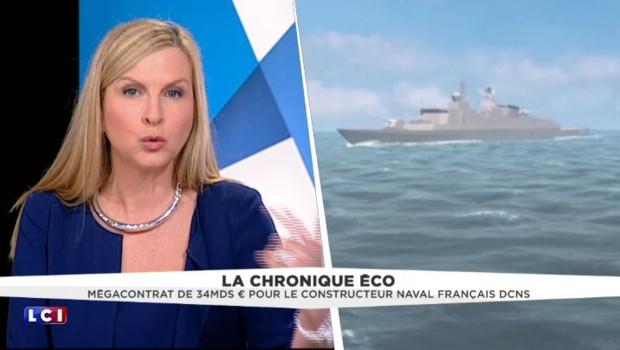 Mégacontrat de DCNS : pourquoi l'Australie a choisi le constructeur naval militaire français