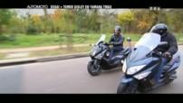 Essai : le nouveau Yamaha T-Max 2012 (04/12/2011)