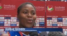 Euro féminin de basket : les Braqueuses tirent leur chapeau à la Serbie