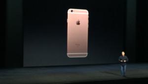 L'iPhone 6S