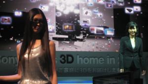 La télé du futur au salon Ceatec de Tokyo