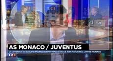 """Ligue des champions : """"Il ne faut pas oublier le parcours de l'AS Monaco"""""""