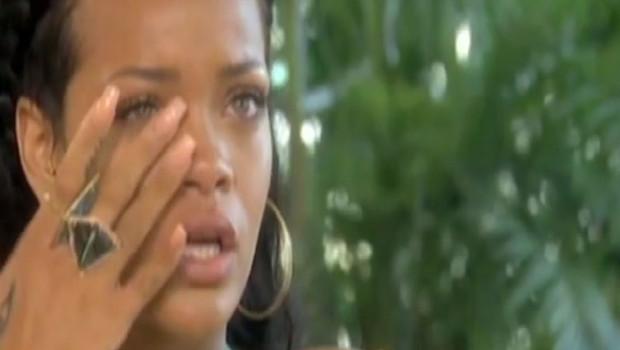 Rihanna Oprah Winfrey