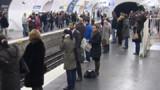 Sanglante altercation dans le métro