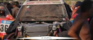 Dakar : une voiture sort de piste, 10 blessés dont 2 dans un état grave