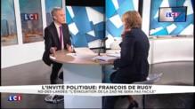"""De Rugy sur l'aéroport de Notre-Dame-des-Landes : """"On en n'a pas fini avec les problèmes"""""""