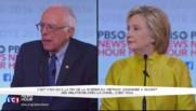 Echanges d'amabilités entre Clinton et Sanders à propos de Kissinger