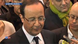 "Hollande : ""Je suis infatigable, inusable"""