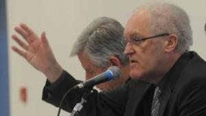 Jean-Claude Sandrier, député PC du Cher