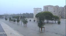 Le 13 heures du 30 septembre 2014 : Intemp�es : Montpellier a v� 24h de cauchemar - 288.2783420410156