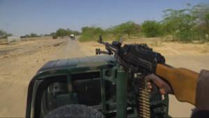 Le 20 heures du 11 février 2015 : A la frontière entre le Nigeria et le Cameroun, en guerre contre Boko Haram - 1721.523