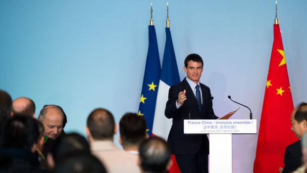 manuel Valls chine investisseurs valls parle chinois