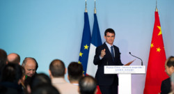 manuel Valls chine investisseurs valls parle chinois