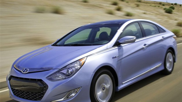 Photo 1 : Hyundai Sonata BlueDrive : hybride très distinguée
