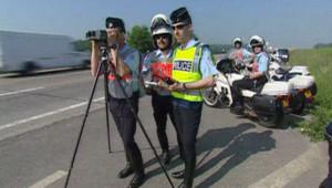 securite routiere vitesse radar police gendarmerie