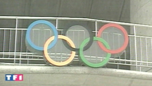 couleur olypiques anneaux olympiques jeux sport