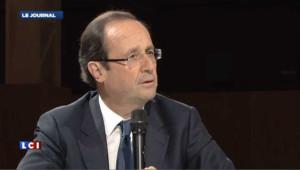 "Hollande : ""il faut créer davantage de logements d'urgence"""