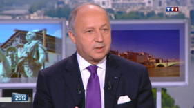 Laurent Fabius sur TF1 le 10 juin 2012