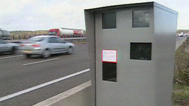 securite routiere vitesse radar autoroute