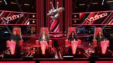 The Voice 2 : Cécilia, la nouvelle recrue de Bertignac, révélation de la 2e soirée