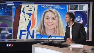 Condamnation d'une ex-candidate FN : les internautes ne comprennent pas