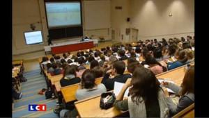 Dans une université française