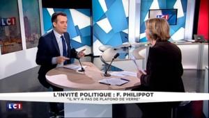 """Florian Philippot : """"Je me demande comment H. Guaino fait pour être encore chez Les Républicains"""""""