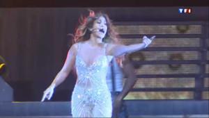 Jennifer Lopez enflamme Bercy, les images
