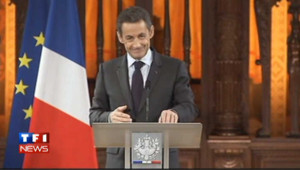 Justice : Sarkozy répond aux critiques de Hollande