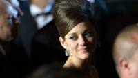 Marion Cotillard aprs la projection du film Blood Ties le 20 mai 2013  Cannes