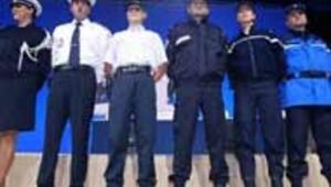 police gendarmerie uniformes afp