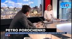 """Rencontre Hollande-Porochenko : pourquoi le sommet est """"un événement majeur"""" pour l'Ukraine"""