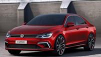Salon de Pékin 2014 - Volkswagen New Midsize Concept