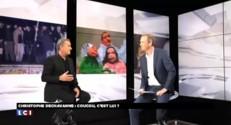 """Christophe Dechavanne : """"j'ai été con"""" d'arrêter Coucou c'est Nous"""