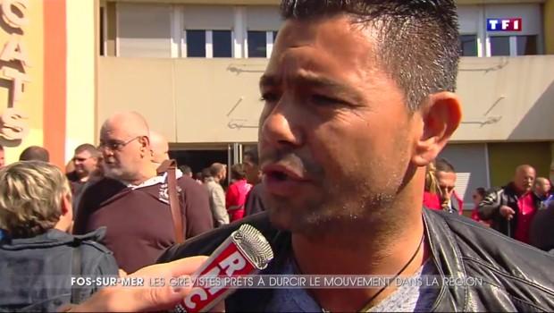 """Déblocage du dépôt de Fos-sur-Mer : """"Une déclaration de guerre"""", selon les militants"""