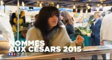 Et les nommés pour les César 2015 sont ...