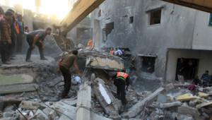Gaza, le 18 novembre 2012