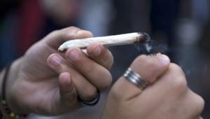 Joint cannabis pétard illustration