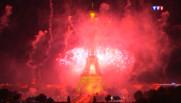 Le 13 heures du 15 juillet 2015 : Feux d'artifice du 14 juillet : Paris a fait rêver le monde - 104