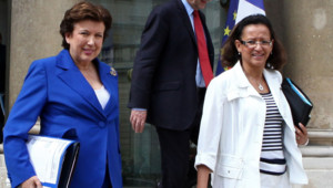 Roselyne Bachelot et Marie-Luce Penchard